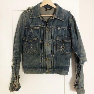 1950's Old Kentucky Jacket - RARE WORKWEAR